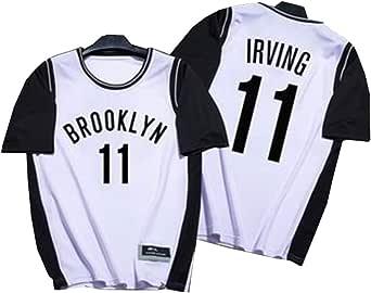 ZHYIYI Proceso De Prensado En Caliente para Camisetas De Baloncesto para Adultos Camisa De Manga Corta Falsa De Dos Piezas Ropa Deportiva Y De Verano De Manga Corta para Hombres