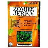 Zombie Teriyaki Beef Jerky Bag