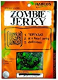 Harcos Labs Zombie Jerky Teriyaki, 1.25 Oz