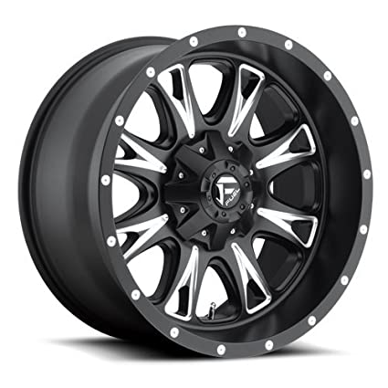 Fuel Wheels 20x9 >> Amazon Com Fuel Offroad Wheels D513 20x9 Throttle 6x1356x5 5 Nb5 50
