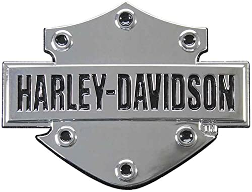 Harley-Davidson Bar and Shield 3D Chrome Decal