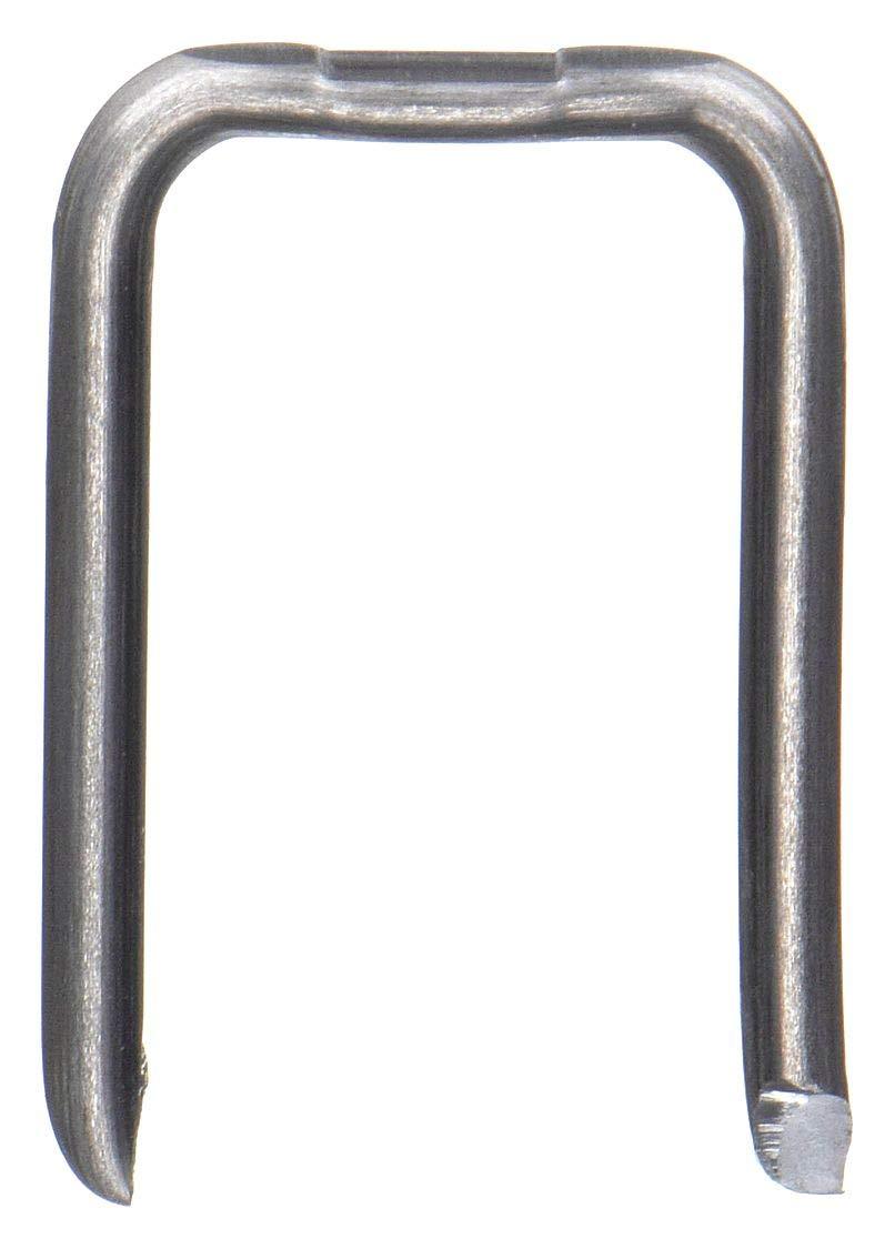 Srv E 1-5//8In Pk100 1 5//8 in Steel Steel GSE-710-1 Each Gardner Bender Cable Staple Steel