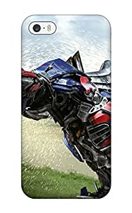 Case Cover, Fashionable Iphone 5/5s Case - Optimus Prime In Transformers 4 Age Of Extinction
