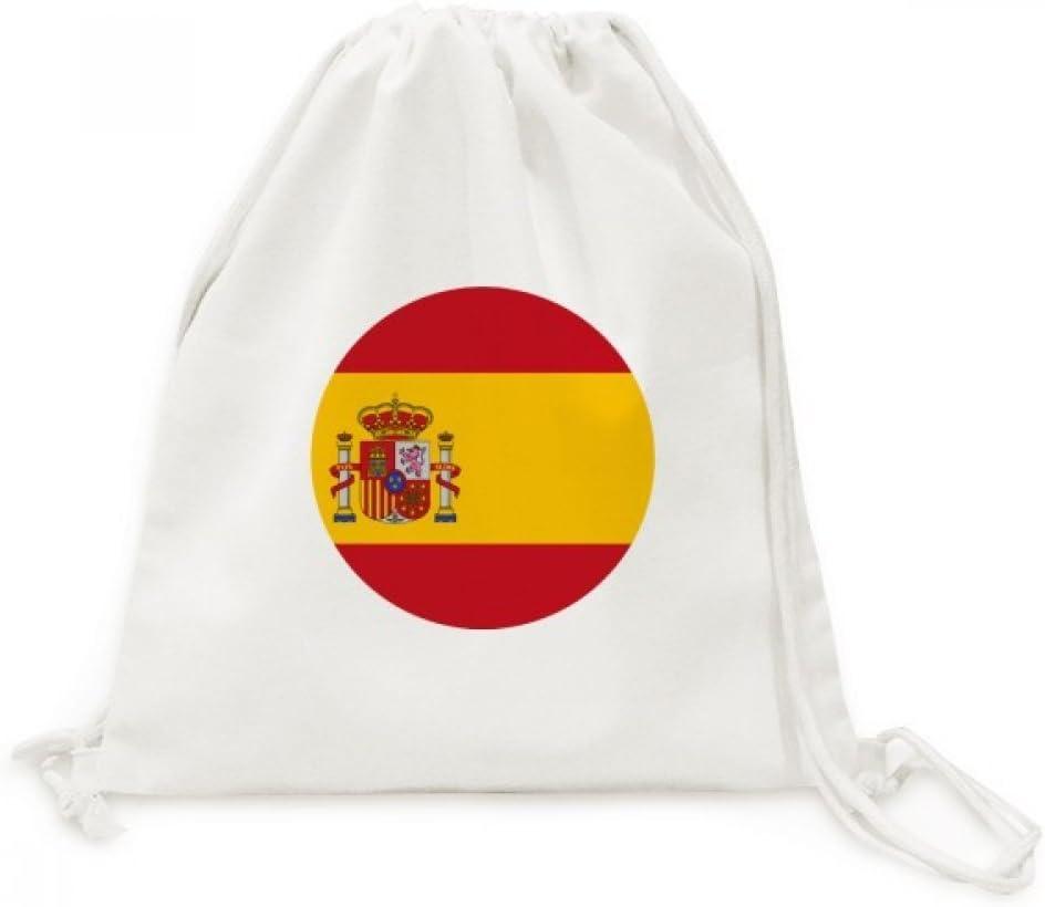 DIYthinker Viajes España Patrón Nacional Símbolo Europea Lona de ...