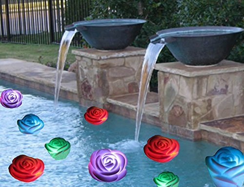 Led Color Changing Rose Shaped Light in Florida - 6