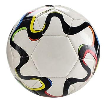 Balight - Balón de fútbol de Poliuretano (Talla 5), Resistente al ...
