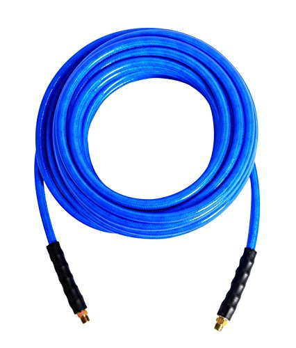 OEM Industries 80302 1/4-Inch by 100-Feet 3000 PSI Carpet Cleaning Hose for Cold and Hot Water Cleaning by OEM Industries (Image #1)