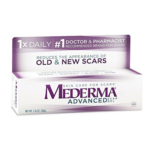 Mederma Skin Care for Scars, 1.76 Oz (Pack of 3) by Mederma