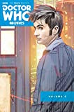 img - for Doctor Who: The Tenth Doctor Archive Omnibus 3 book / textbook / text book