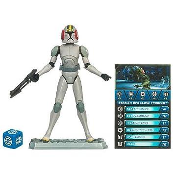 figurine star wars clone