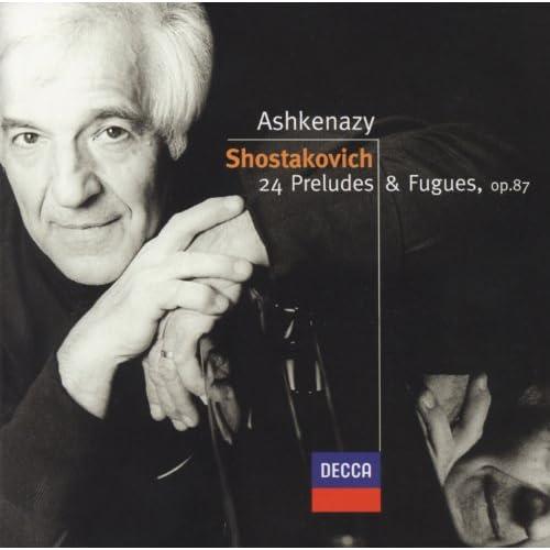 Shostakovich: 24 Preludes & Fugues, Op.87 (2 CDs)