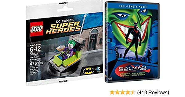Amazon.com: LEGO DC Comics Super Heroes DVD Batman Beyond ...
