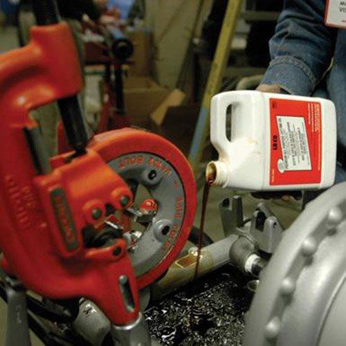 LA-CO Premium All Purpose Thread Cutting Oil, 1 qt by La-Co (Image #2)
