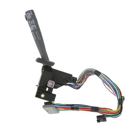 Interruptor Palanca de Luces Limpiaparabrisas Control Velocidad para Coche Camiones GMC