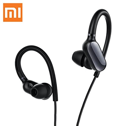 Xiaomi Auriculares Bluetooth Deportivo Inalámbricos Mini ,sports headphone IPX4 Waterproof Cascos(negro)