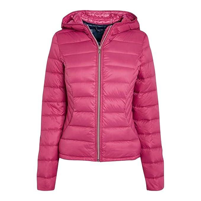 Amazon.com: EX: Next - Chaqueta de plumón para mujer: Clothing
