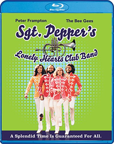 Sgt. Pepper's Lonely Hearts Club Band - Blue Rays Band The