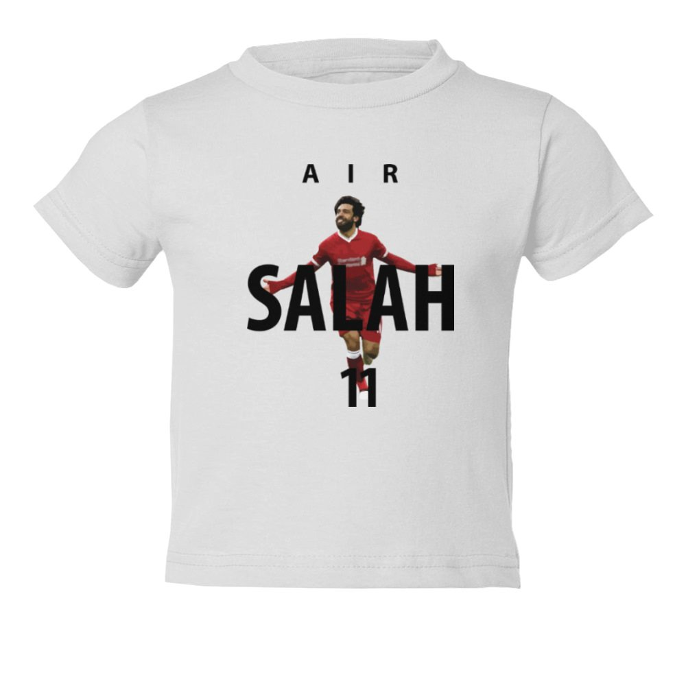 Amazon.com  Tcamp Soccer Liverpool Air Salah  11 Mohamed Salah Little Kids  Girls Boys Toddler T-Shirt  Sports   Outdoors 3457b4185