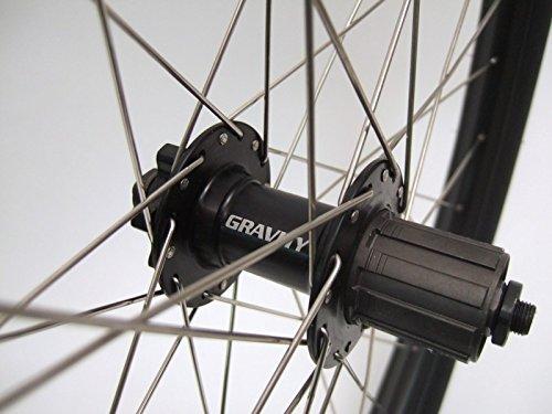 WTB FX 23 29 inch Mountain Bike Wheels Disc or Rim Brake Black Wheel Set With Nano Tires and Tubes!