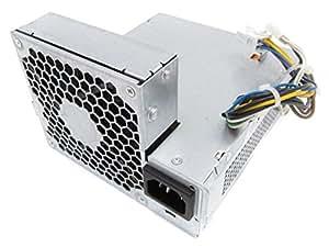 HP 508151-001 unidad de funte de alimentación - Fuente de alimentación (240W, 100 - 240V, 50 - 60 Hz, PC, Negro, Gris)