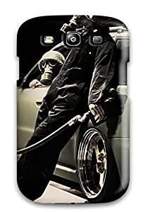 Case Cover Military Gas Mask / Fashionable Case For Galaxy S3