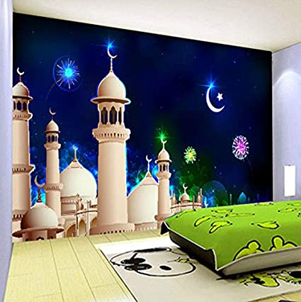 3D Wallpaper Murals Decorations Wall Stickers Personalized ...