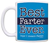 Funny Dad Gifts Best Farter Ever Oops Meant Father