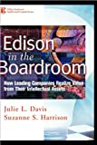 Edison in the Boardroom (text only) 1st (First) edition by J.L. Davis