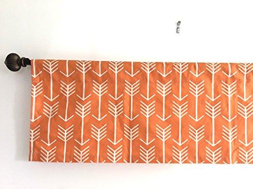 sale-clearance-lowest-price-kitchen-curtain-kitchen-decor-window-valance-premier-print-orange-and-wh