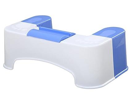 Stool sgabello di plastica imbottito sgabello da bagno