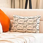 Style In Print Personalized Pillow Case Akbash Dog Paws Polyester Pillow Cover 20INx28IN Design Only Set of 2 14
