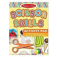 Melissa y Doug Scissor Skills Activity Pad