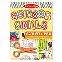 Melissa y Doug Scissor Skills Activity Pad