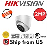 Hikvision DS-2CD1321 2MP IP Dome Camera PoE Lens 2.8mm 30m IR OEM