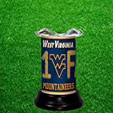 WEST VIRGINIA MOUNTAINEERS NCAA TART WARMER - FRAGRANCE LAMP - BY TAGZ SPORTS