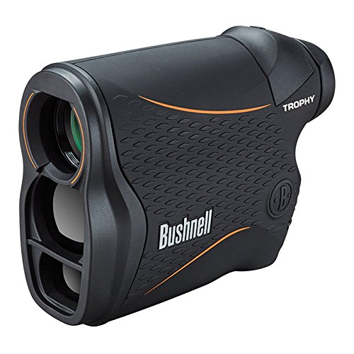 Bushnell Hunting Laser Rangefinders 202640 4X20 Trophy Blk Vertical 1-Button Box
