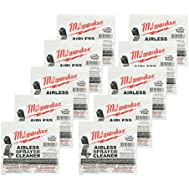 Milwaukee M4910-10 Paint Sprayer (10 Pack) Airless Cleaning Powder # 039601001050-10pk