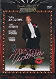 VICTOR VICTORIA BROADWAY MUSICAL 1995 (Region ALL) by Rachel York