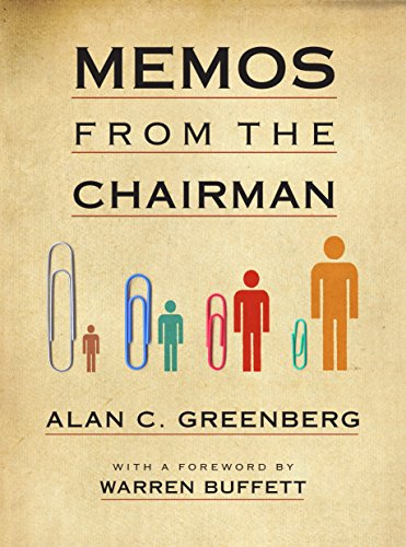 image for Memos from the Chairman