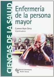 Enfermería de la persona mayor (Manuales): Amazon.es: Nuin