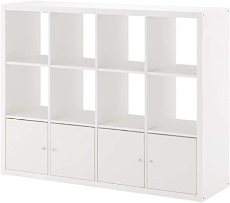 Ikea Kallax 792.782.50 - Estantería con 4 estantes, Color ...
