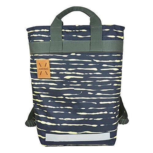 (15 Inch Laptop Backpack, Travel Computer Bag for Women & Men, Water Resistant, Light Daily Totebag, Pattern Designer Art Collaboration)