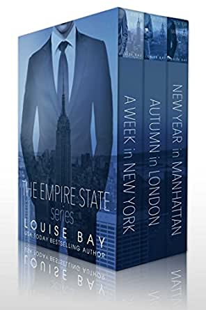 The Empire State Series: A Week in New York, Autumn in London, New Year in Manhattan (English Edition) eBook: Bay, Louise: Amazon.es: Tienda Kindle