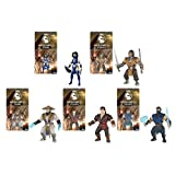 Funko Mortal Kombat X Series 1 Action Figure Collection (Set of 5)