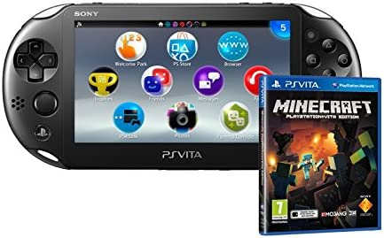 Sony Ps Vita with Minecraft (PlayStation Vita) [Importación ...