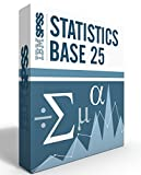 Software : IBM SPSS Statistics Grad Pack Base V25.0 6 Month License for 2 Computers Windows or Mac