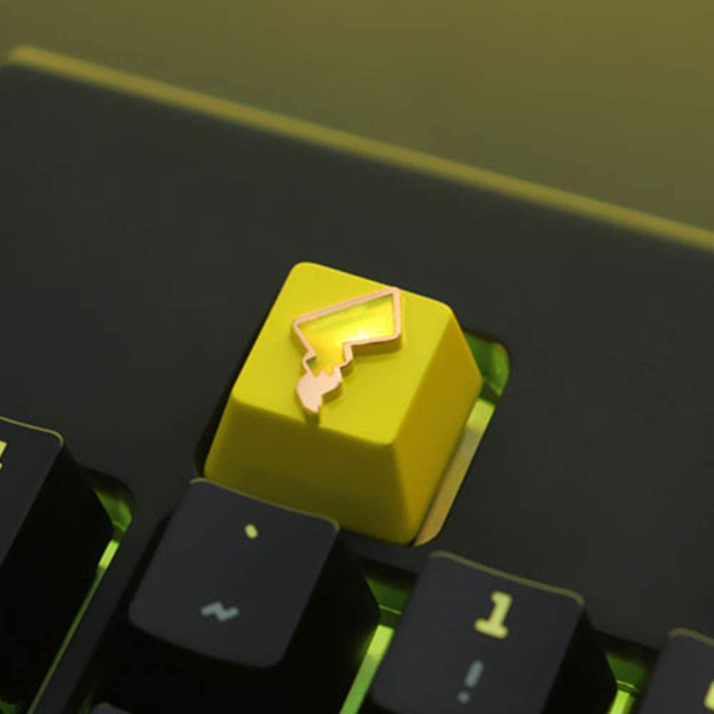   For Mechanical Cherry MX switches Pikachu Pokemon Keycap