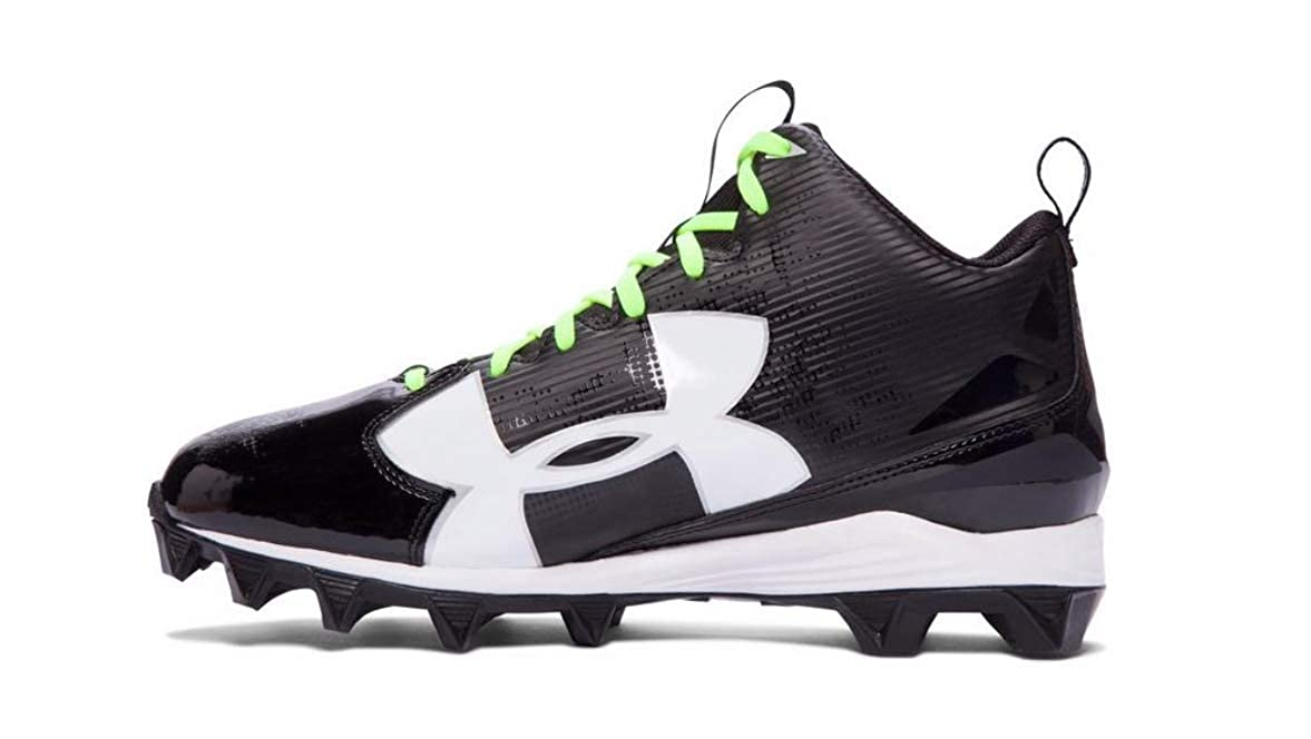 Under Armour Crusher RM Mens Black Football Cleats 11 US