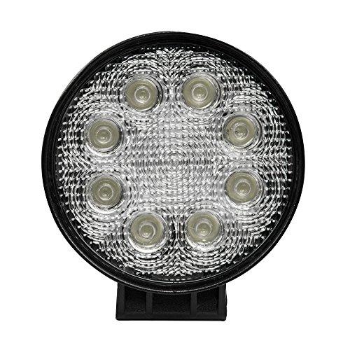 "Blazer CWL504 4.5"" LED Round Work Light with Flood Beam"