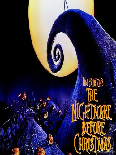 Nightmare Before Christmas Film